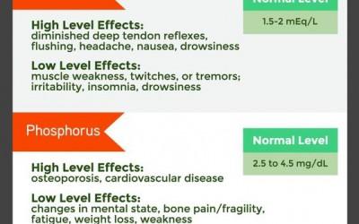 Electrolyte Cheat Sheet